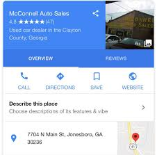 mcconnell auto