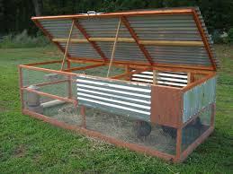 Chicken Coop On Wheels Designs Every Vegetable Garden Needs A Chicken Tractor Chickens