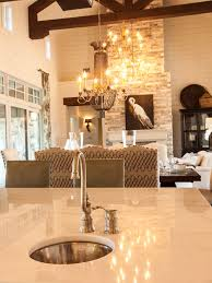 exquisite living room with cream sofa texas southern living