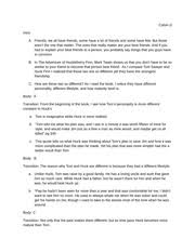 gay marriage outline outline intro in early times same sex  2 pages huck fin outline essay