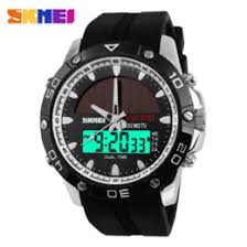 discount men watches solar powered 2017 solar powered watches 50m waterproof solar watches outdoor military men sports watches solar power led digital quartz watch dual time men casual watch