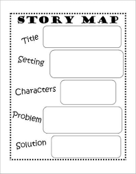 Simple Story Outline Template Pin By Sherry Pritchett On Writing Story Map Template