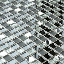 mirror mosaic tiles. glass mosaic tiles with mirror and diamond cut