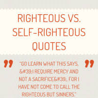 Self Righteous Christian Quotes Best Of Quotes Self Right On QuotesTopics
