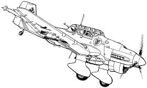 jet plane coloring pages fighter jets airplane line art army