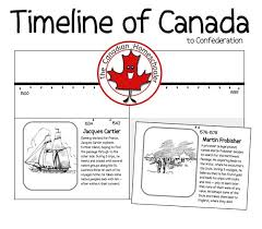 best grade histoire images canadian  this canadian timeline tries to include most of the more important events in our history