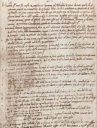 Leonardo Da Vinci S Handwritten Resume 1482 Readme Txt