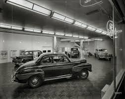 shorpy historic picture archive midtown motors 1946 high resolution photo