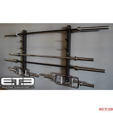 wall mount 6 bar holder 2 x 3 tubing wall mount 6 barbell holder weight storage
