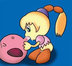 Kirby right back at ya hentai