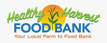 Healthy Harvest Food Bank Graphic Design Transparent