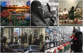 Самые страшные теракты в России Интересные факты Возглавлял боевиков Мовсар Бараев Он был ликвидирован в момент захвата