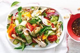 chicken salad. Exellent Salad Inside Chicken Salad C