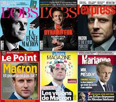 Emmanuel Macron et les médias: mais pourquoi tant de unes ? - Les Inrocks