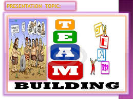 team building presentation ppt