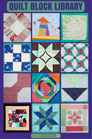 Quilt Block Library | Free quilt block patterns, Patterns and Free & Quilt Block Library Adamdwight.com