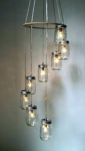 how to wire a mason jar chandelier chandeliers chandelier wiring kit chandeliers mason jar chandelier pottery