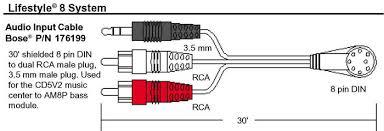 bose lifestyle 5 wiring diagram diy wiring diagrams \u2022 Bose Surround Sound Wiring Diagram bose lifestyle 8 repairs rh myboserepair com bose acoustimass 10 wiring bose car radio wiring schematic