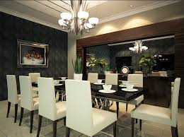 modern dining room pictures. Dining Room Decor Ideas Modern » And Showcase Design Pictures