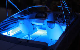 Bass Boat Led Light Kit Idea Add Led Lights To Your Boat Salvageboats Idea Add