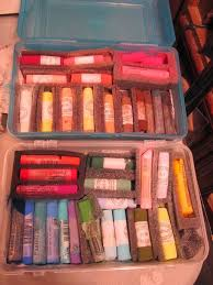 what kind of chalk pastels to use on monster high doll repaints faceups find