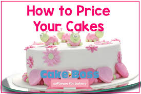 Cake Size And Price Chart How Much Should I Charge For My Cakes Cakeboss
