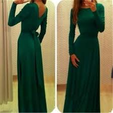 PartyDQ Top 10 Green Christmas Party DressesChristmas Party Dresses Long Sleeve