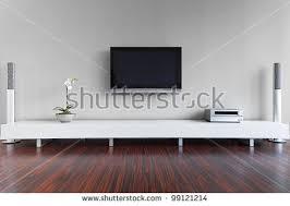 modern living room tv. Modern Living-room With TV And Hifi Equipment Living Room Tv