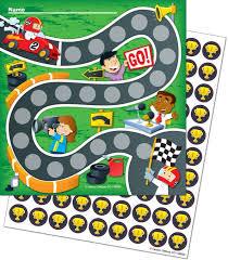 Mini Incentive Chart Racing