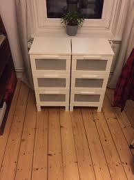 Gebraucht 2x Ikea Brimnes Kommode Mit 3 Schubladen In 20357