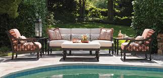outdoor furniture trends. Delighful Furniture Right Now A Very Popular Look For Outdoor Furniture Is Having Pieces Such  As Sofa Chair And Coffee Table That Are Made Durability But Have  For Outdoor Furniture Trends R