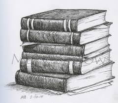 pile of books drawing google search