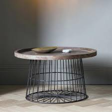 round wire side table black wire side table nz