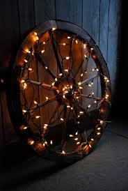 wagon wheel western outdoor decorcountry