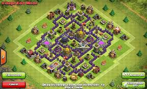 Base 7 Discindo Labyrinth Farming Base For Town Hall 7 Clash Of