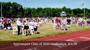 LakeCAM - Apponequet Class of 2020 Graduation, 8/1/20   Facebook