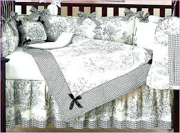 toille bedspread black bedding comforter sets