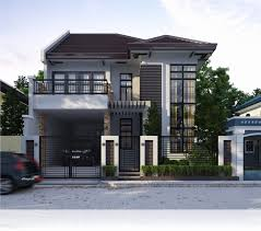 elegant design home. Two Storey House Plan Modern Elegant Design Home Ideas And Philippines Pinterest Idolza E