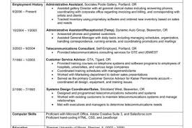 chronological order resume example vascular technologist cover letter