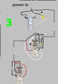 wiring multiple lights to 3 way switch diagram images way switch wire 3 way switch wiring back variations circuit diagrams