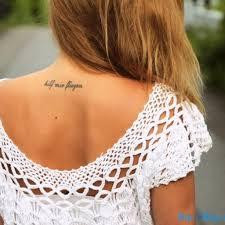 татуировки с надписями блог стилиста