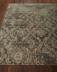image 1 of 2 royal manor wool rug 10 x 14