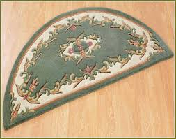 interior 14 best half round rugs images on penny rugs circular with regard to