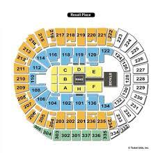 Northlands Coliseum Edmonton Ab Seating Chart View
