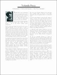 Example Of Life Story Essay Inspirational Examples Biography