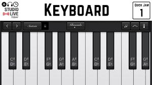 Bei einem akustischen klavier ohne strom verfügt diese in der regel über 88 tasten. How To Turn On Note Labels In Garageband Ios Iphone Ipad Youtube