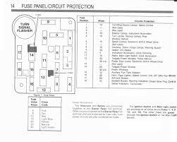 fuse box 03 ford taurus wiring diagram 2003 ford taurus owners manual at 03 Taurus Fuse Diagram