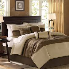 image of review brown bed sets