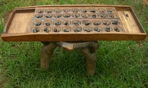 Mancala Wooden Board Game wwwseabean SeaBean Games Mancala and Bao Boards Games 86