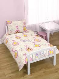 disney princess locket junior cot bed
